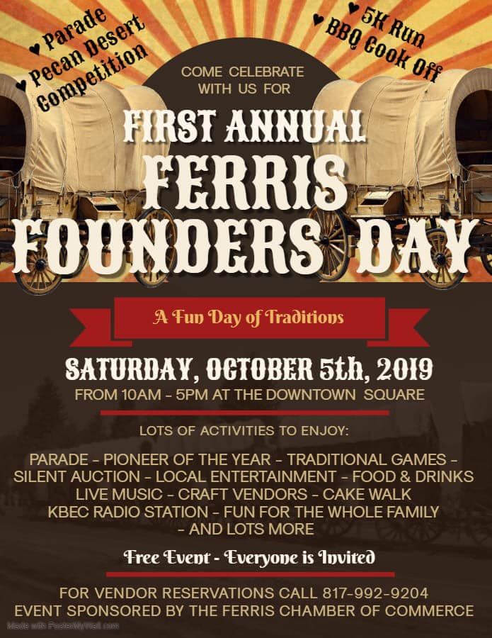 Ferris Founders Day